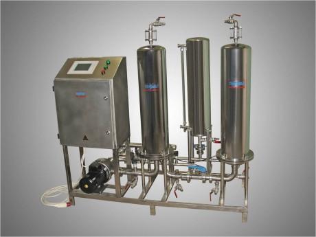 фильтрация водки, розлив водки, фильтр